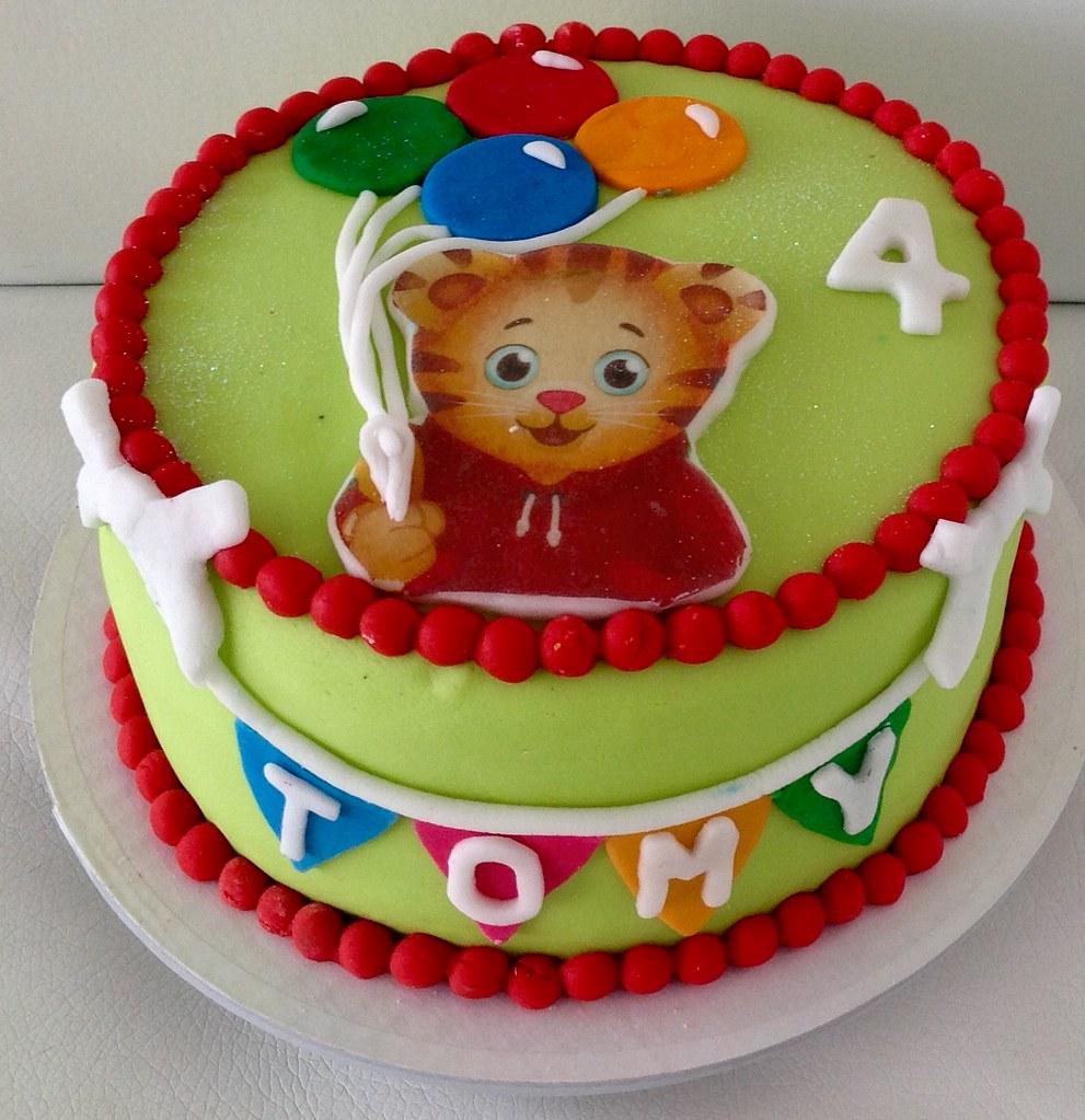 Torta Daniel El Tigre Cel 3165302894 Cali Karentina