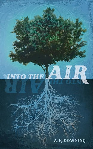 Into the Air by A.K. Downing