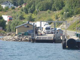 Veerboot Melbu Fiskebøl