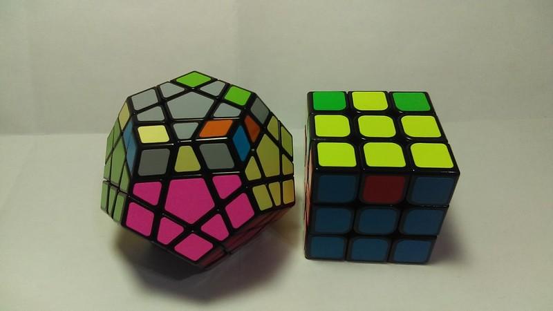 五魔方頂層解法-4