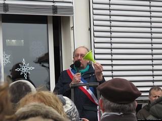 Marche des cabanes anti #GCO Griesheim / Pfettisheim
