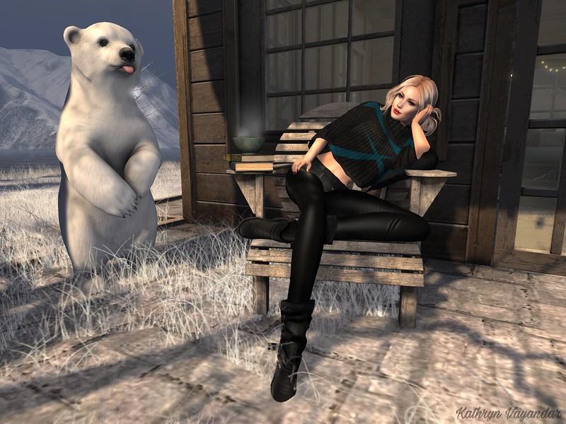 Some Guard Bear!