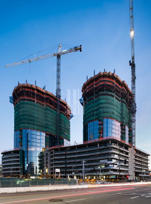 Circa Los Angeles Construction