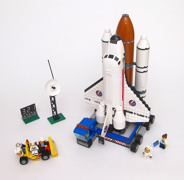 lego space shuttle alt bauanleitung - photo #6