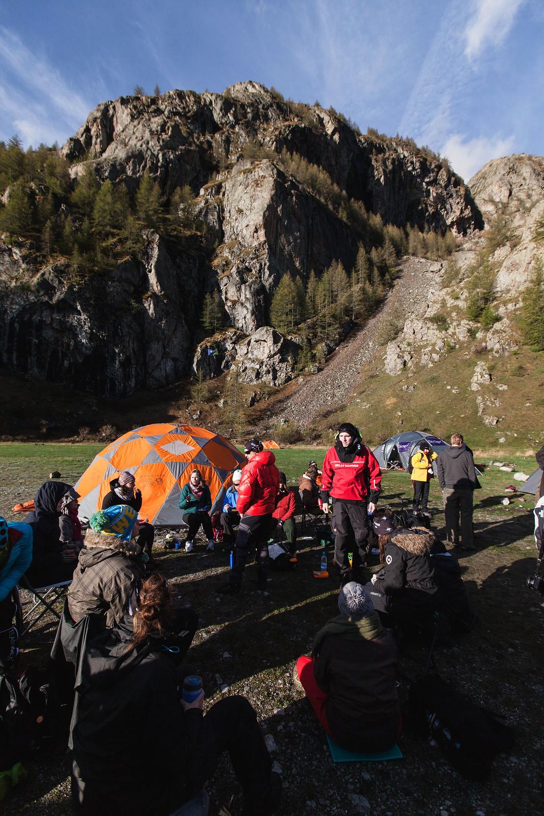 Expedition Arcada   La Grave, Grenoble