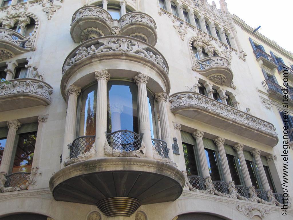 Barcelona architecture