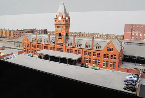 London Road Station Building