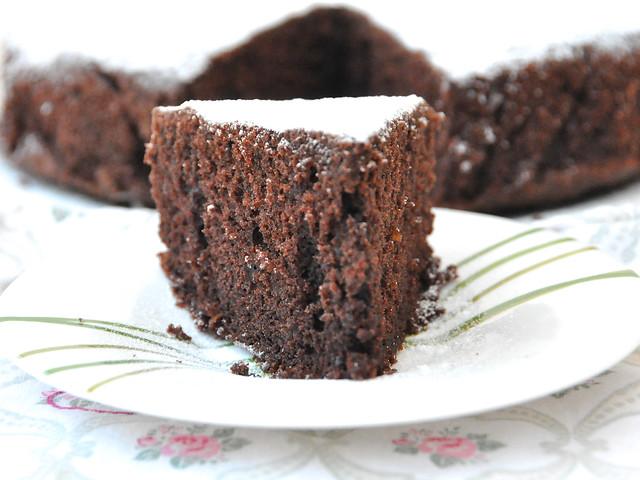 Torta Paradiso al Cioccolato: Ricetta Bimby
