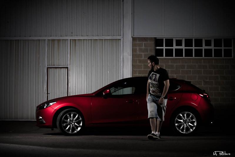 Rober & Mazda 3