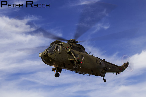 ZA299 / Royal Navy / Sea King HC4+ | by Peter Reoch