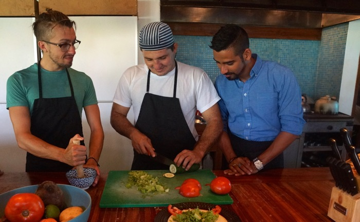 5 Ways To Make Your Gay Wedding Special At Blue Osa: Number 4 - Take A Cooking