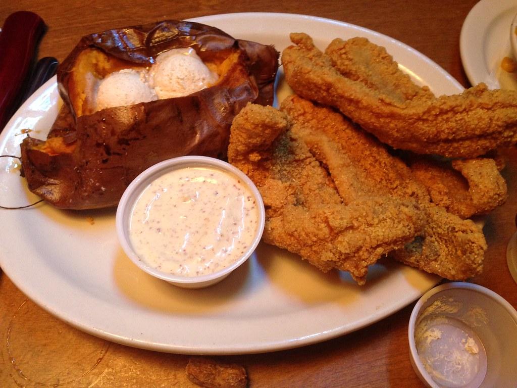 Fish Sweet Potato Cakes