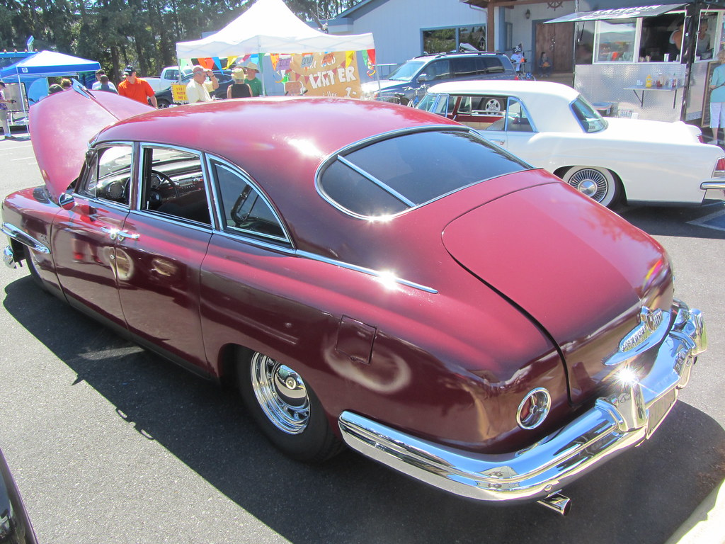 1949 Lincoln Cosmopolitan Town Sedan I Saw This Car A Few Flickr