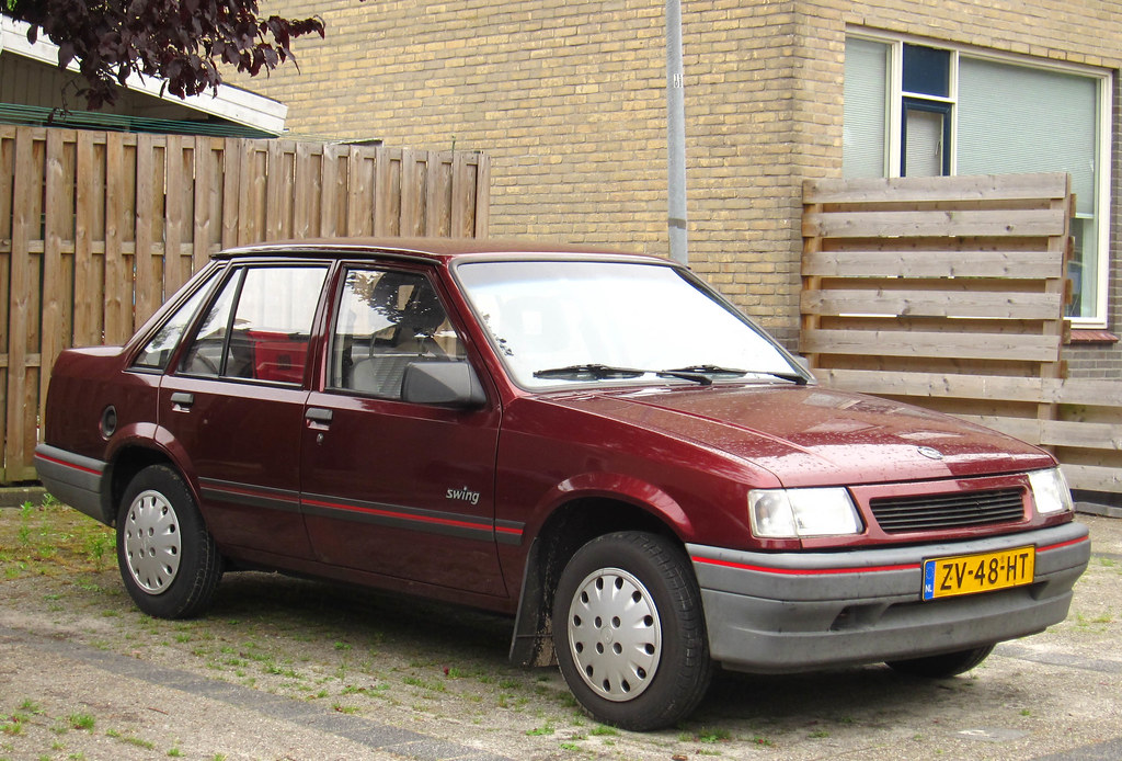 Listagem de viaturas da marca Opel, modelo Corsa