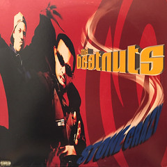 THE BEATNUTS:STONE CRAZY(JACKET A)