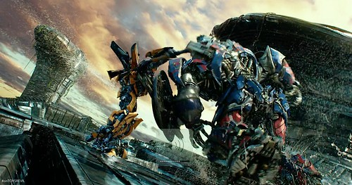 Transformers The Last Knight - Super Bowl Spot Teaser 6