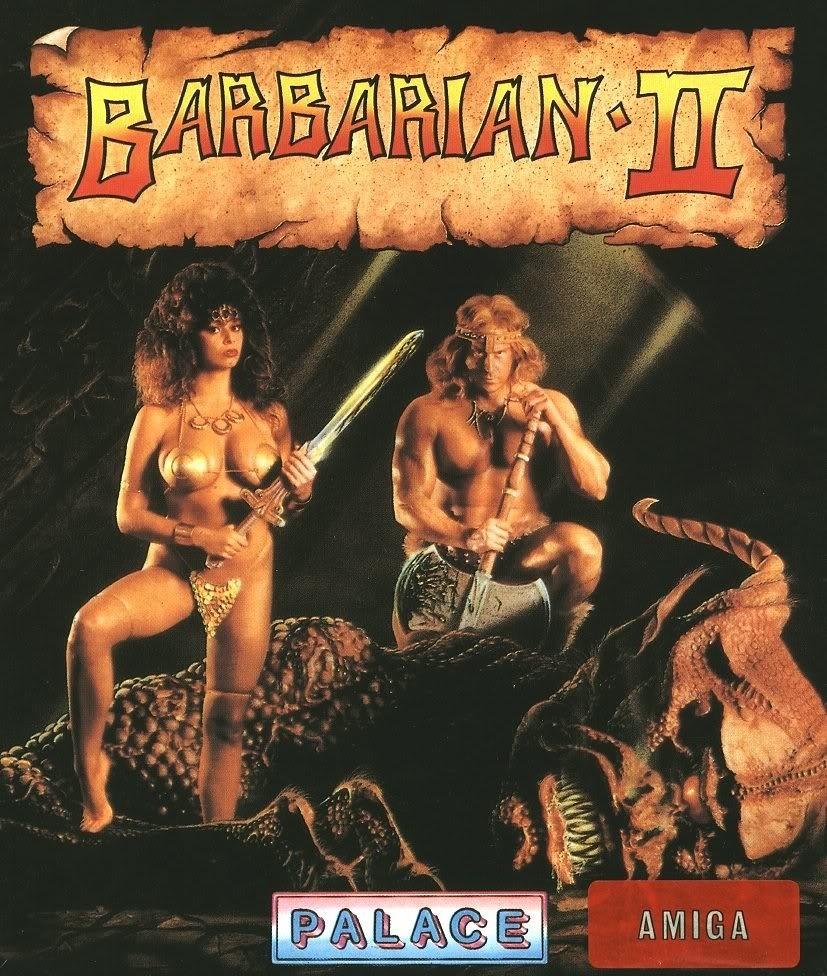 Maria Whittaker - Barbarian II