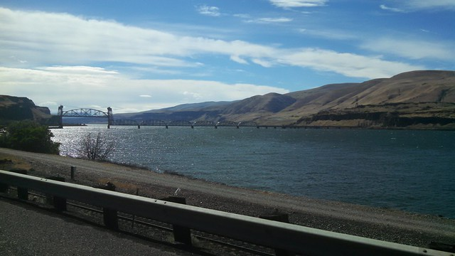 Oregon Trunk Bridge