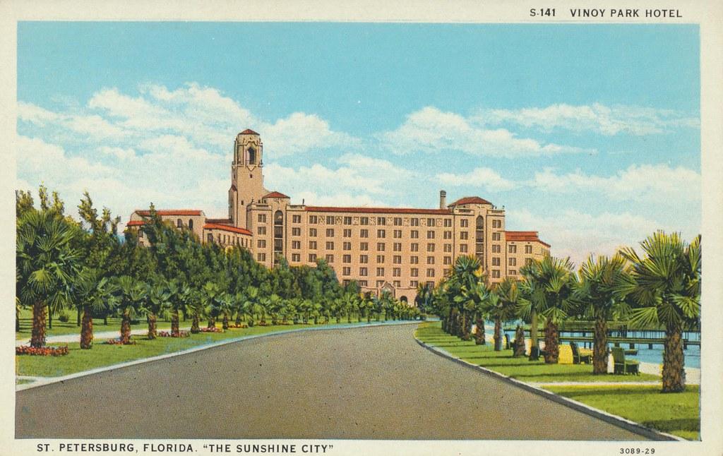 Vinoy Park Hotel - St. Petersburg, Florida