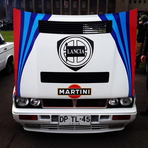 Lancia Delta - Santiago, Chile