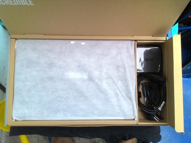 [Khui hộp] Asus K501L - Laptop tầm trung thiết kế đẹp cấu hình cao - 77131