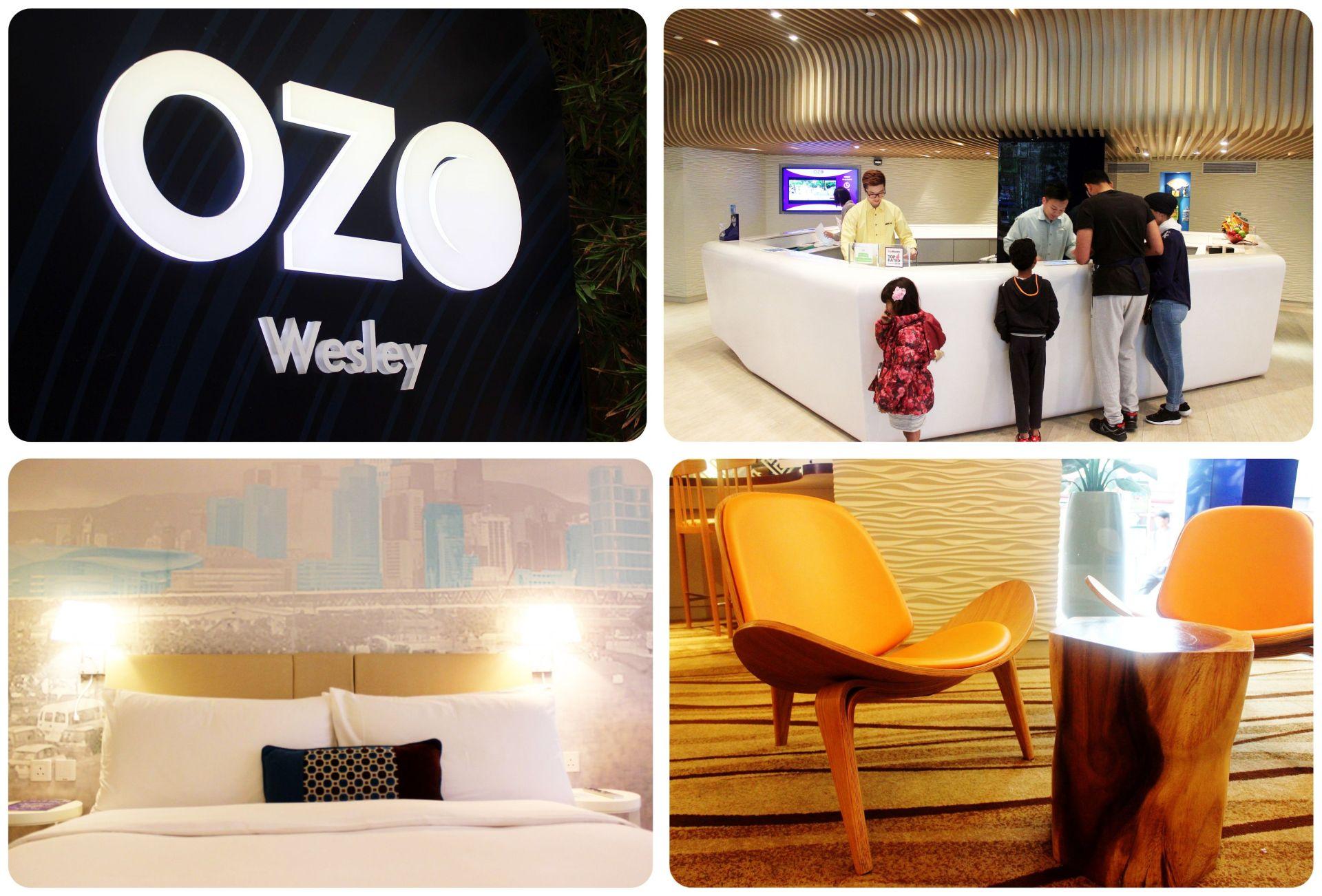 Hong Kong Ozo Wesley Hotel