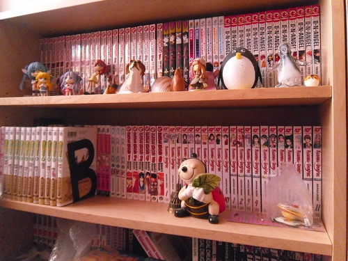 Manga Shelf