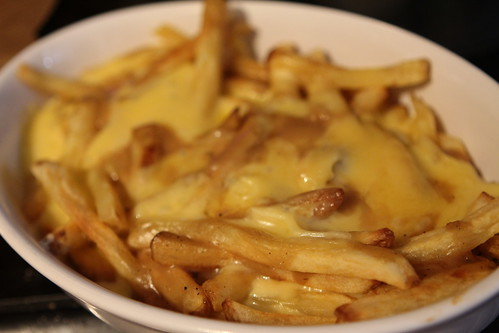 Canada Day Homemade Poutine