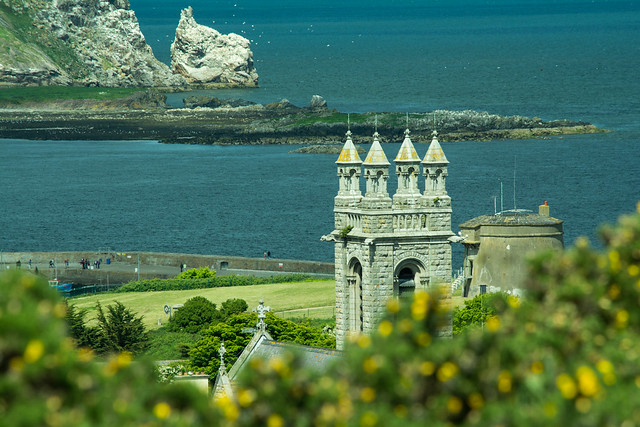 20150526-039_View over Church Howth to Ireland's Eye