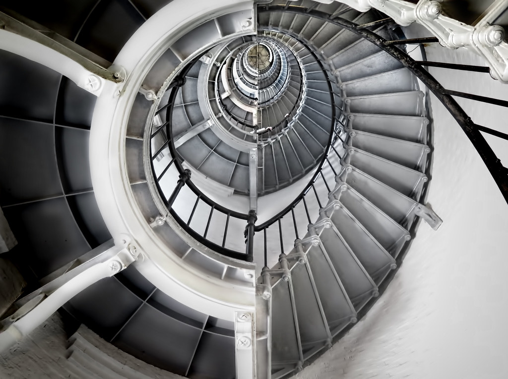 The Spiral Staircase This Is The Spiral Staircase To The