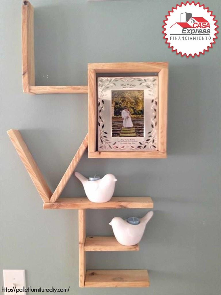 Muebles creativos que puedes hacer con tablas de madera - Madera para hacer muebles ...