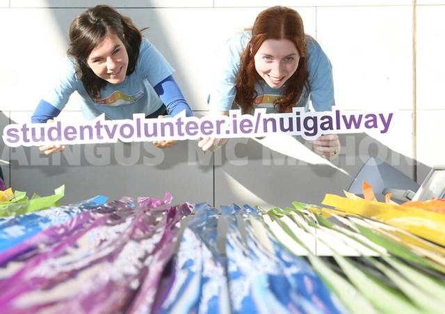 2016 Student Volunteer Fair