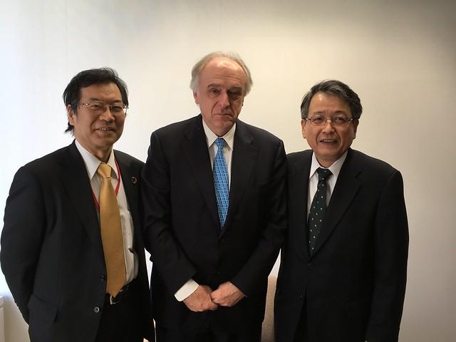 17.01 IIASA and Japan