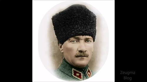 Atatürk- Sarı Saçlım