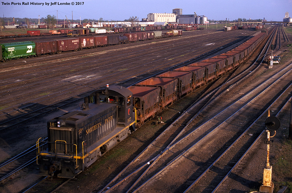 Used Cars Pueblo Co >> Northern Pacific Railway Ore Cars Heading Back to the Iron ...
