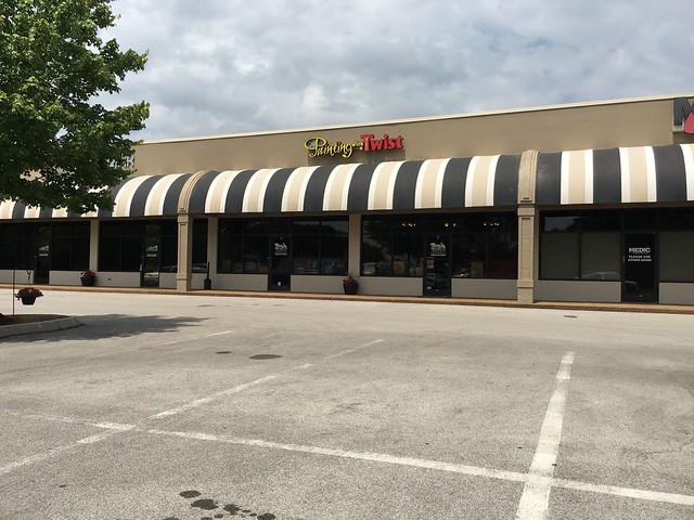 Commercial Condo on Kingston Pike