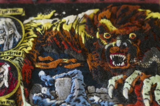 werewolf detail