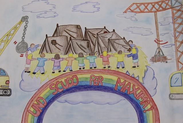 Màxima Acuña - Azione Urgente Amnesty Kids