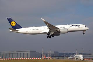 A350-941 Lufthansa D-AIXA