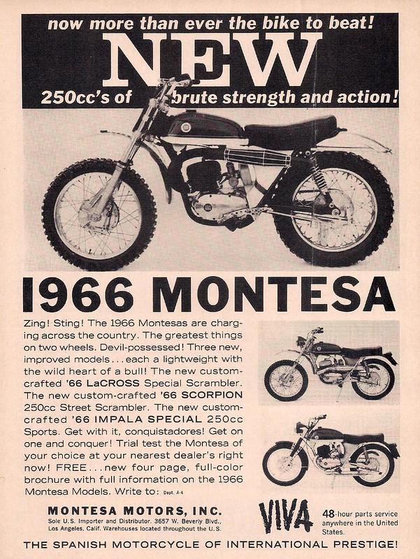 Montesa 1966