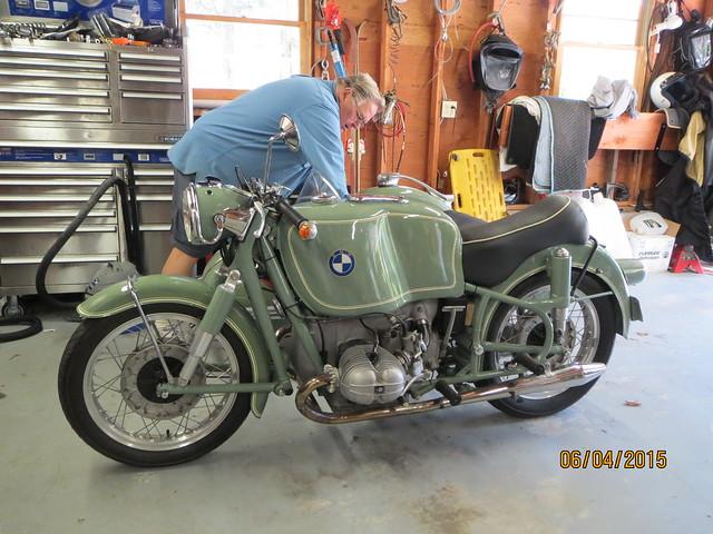 Dellortos on an r75?? | Adventure Rider