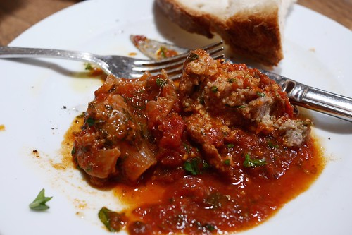 ... beef and sausage meatballs in tomato sauce beef and sausage meatballs