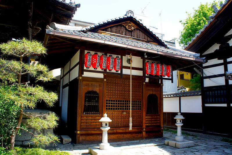 鎮宅霊符神堂/革堂 行願寺(Kodo, Gyogan-ji Temple / Kyoto City) 2015/05/11