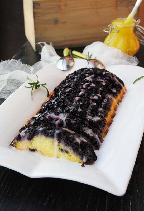 Ricotta Fruit Cake
