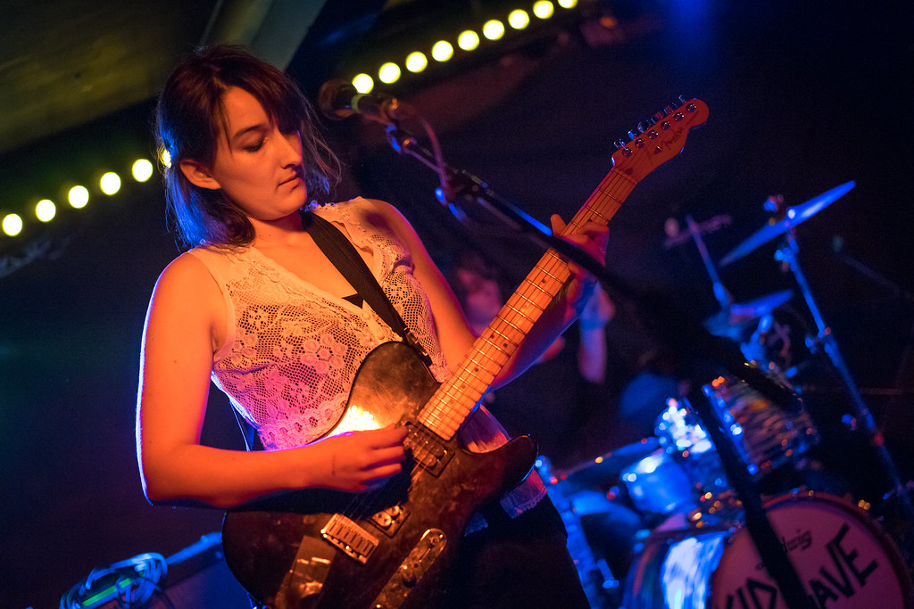 Wharves supporting Kid Wave at the Sebright Arms