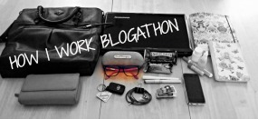 HOW  i work blogathon