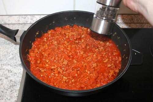 29 - Mit Salz & Pfeffer abschmecken / Taste with salt & pepper