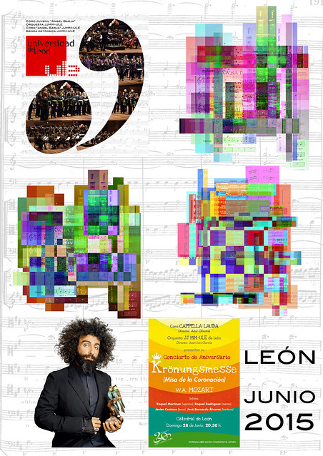 JUVENTUDES MUSICALES-UNIVERSIDAD DE LEÓN - JUNIO 2015
