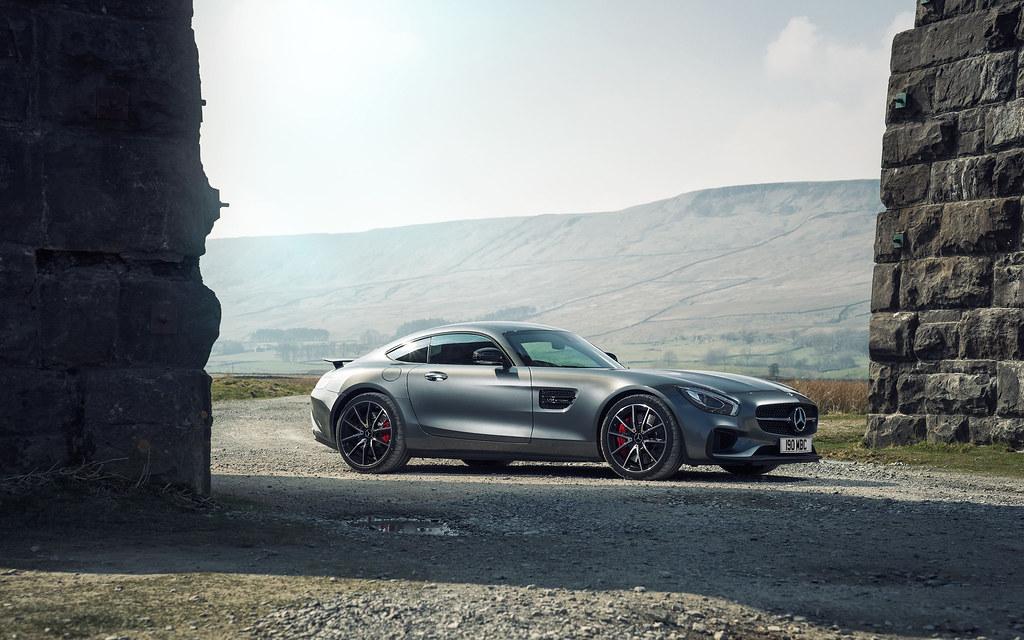 2015 Mercedes-Benz AMG GT S Edition 1 UK Version | Eddie Phạm | Flickr