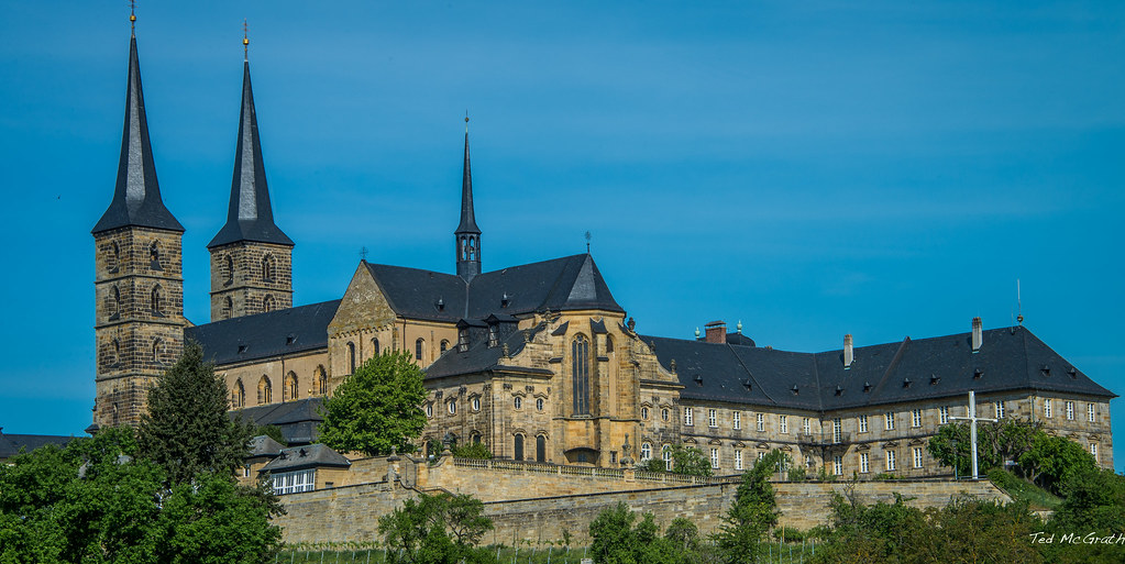 2015 - Bamberg Bavaria - St. Michael\'s Abbey | And before we… | Flickr